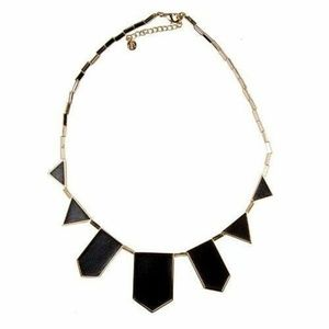 House of Harlow 1960 Jewelry | Black Leather